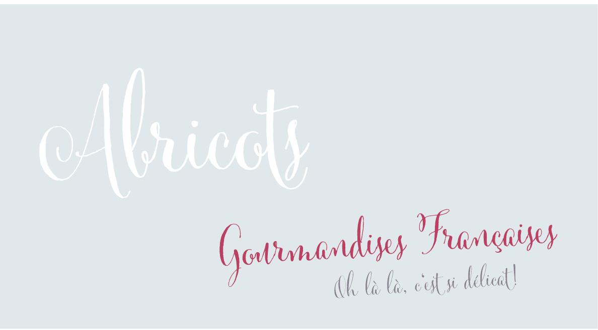 Abricots_GenussSucht_Gourmandises_Françaises