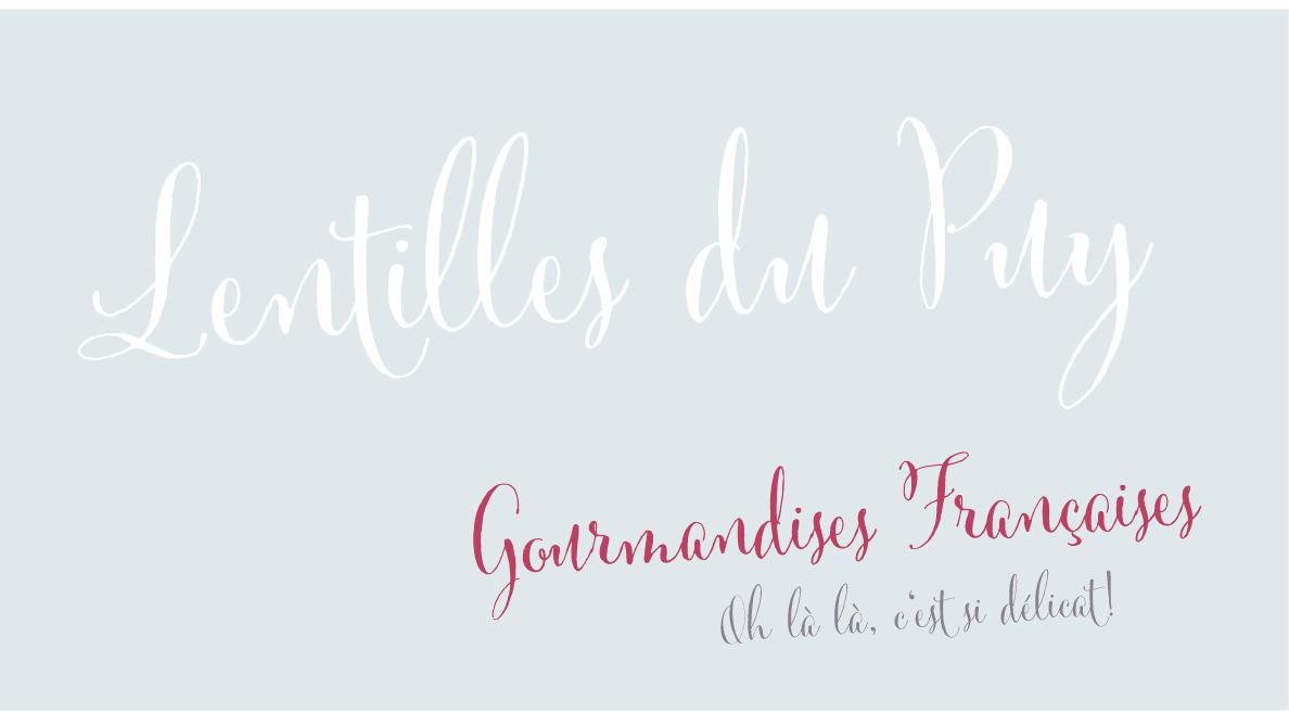 LentillesduPuy_GenussSucht_Gourmandises_Françaises
