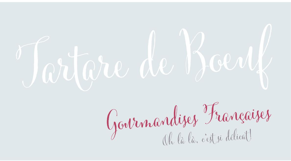 TartaredeBoeuf_GenussSucht_Gourmandises_Françaises