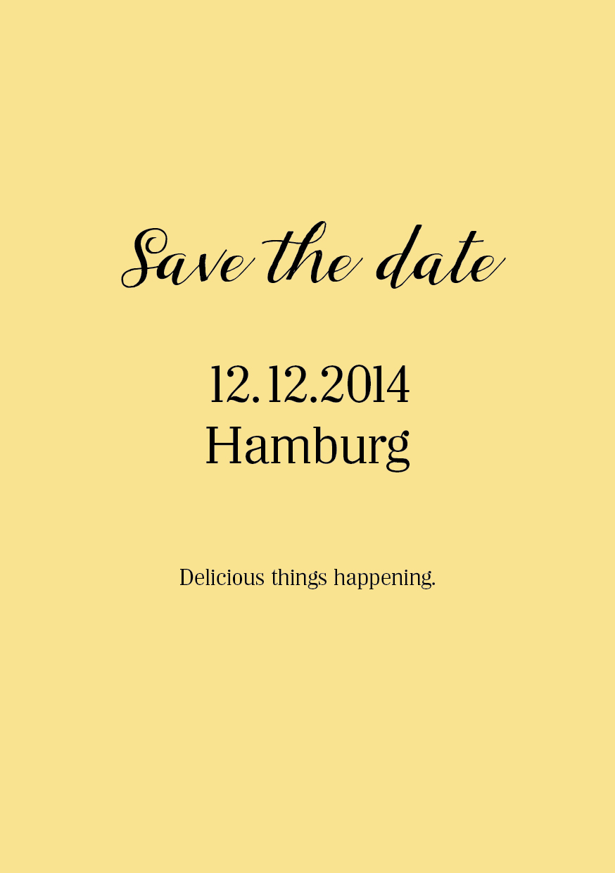 save the date teaser